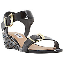 Buy Dune Largo Low Wedge Sandals Online at johnlewis.com