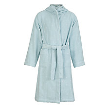 Buy John Lewis Country Spot Bath Robe Online at johnlewis.com
