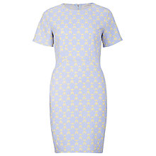 Buy Sugarhill Boutique Dina Panelled Tunic Dress, Blue Bouquet Online at johnlewis.com