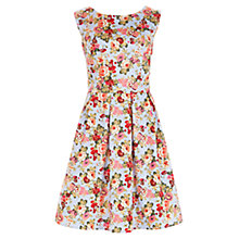 Buy Sugarhill Boutique Hatty Floral Dress, Multi Online at johnlewis.com