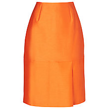 Buy L.K. Bennett Hazel Skirt, Saffron Online at johnlewis.com