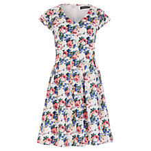Buy Sugarhill Boutique Aurora Floral Dress, Multi Online at johnlewis.com