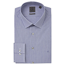 Buy CK Calvin Klein Thin Stripe Shirt Online at johnlewis.com