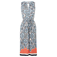 Buy Oasis Paisley Print Midi Dress, Multi Online at johnlewis.com