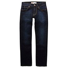 Buy Levi's Boys' 511 Slim Fit Denim Jeans Online at johnlewis.com