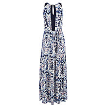 Buy Oasis Boho Print Maxi Dress, Multi Online at johnlewis.com
