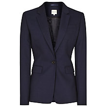 Buy Reiss Seville Tailored Jacket, Navy Online at johnlewis.com