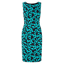 Buy Hobbs Mini Poppy Shift Dress, Navy Online at johnlewis.com