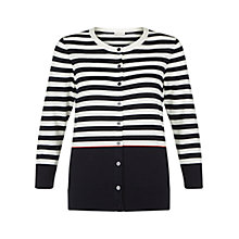 Buy Hobbs Isla Cardigan, Multi Online at johnlewis.com