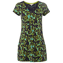 Buy White Stuff Summer Time Tunic Top, Iguana Green Online at johnlewis.com
