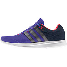 Buy Adidas Lite Runner Women's Running Shoes, Blue Online at johnlewis.com