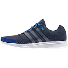Buy Adidas Lite Runner Men's Running Shoes, Navy Online at johnlewis.com