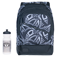Buy Animal Rail Water Bottle Backpack, Grey Online at johnlewis.com