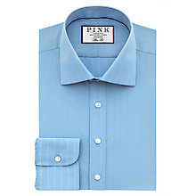 Buy Thomas Pink Suffolk Slim Fit Stripe Shirt Online at johnlewis.com