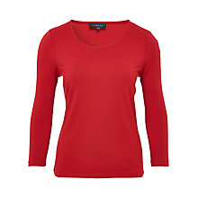Buy Viyella Three Quarter Sleeve Top Online at johnlewis.com