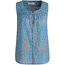 Buy Seasalt Alfresco Top, Sketchline Trawler Online at johnlewis.com