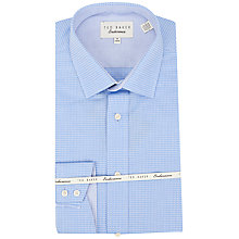 Buy Ted Baker Marv Diamond Triangle Tailored Shirt Online at johnlewis.com