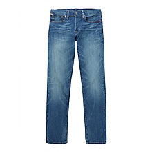 Buy Denim & Supply Ralph Lauren Dropped Skinny Jeans, Remys Online at johnlewis.com
