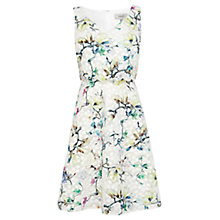 Buy Coast Karis Embroidered Dress, Multi Online at johnlewis.com