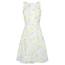 Buy Coast Pippa Jacquard Dress, Multi Online at johnlewis.com