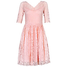 Buy Jolie Moi 3/4 Sleeve Lace Prom Dress Online at johnlewis.com