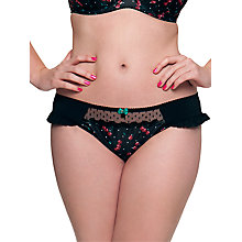 Buy Curvy Kate Cherie Briefs, Cherry Print Online at johnlewis.com