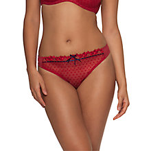 Buy Curvy Kate Princess Short Briefs, Cranberry Online at johnlewis.com