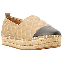 Buy Steve Madden Palamo Slip On Espadrilles Online at johnlewis.com