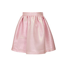 Buy John Lewis Heirloom Collection Girls' Sparkle Skirt, Pink Online at johnlewis.com
