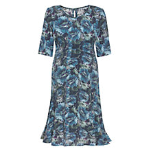 Buy Séraphine Florrie Flower Maternity Dress, Blue/Multi Online at johnlewis.com