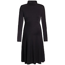 Buy Séraphine Vanessa Roll Neck Maternity Dress Online at johnlewis.com