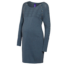 Buy Séraphine Rita Maternity Nursing Dress, Blue Marl Online at johnlewis.com