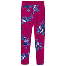 Buy Joules Cora Floral Pyjama Pants, Pink Online at johnlewis.com