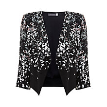 Buy Mint Velvet Willow Print Jacket, Multi Online at johnlewis.com