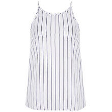 Buy Miss Selfridge High Neck Camisole, Multi Online at johnlewis.com