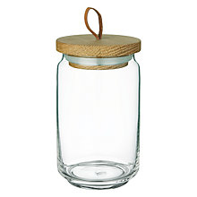 Buy John Lewis Croft Collection Storage Jar Online at johnlewis.com