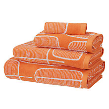 Buy MissPrint Trees Cotton Towel Online at johnlewis.com