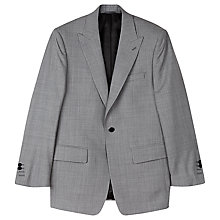 Buy Aquascutum Bloomfield Three Piece Suit, Grey Online at johnlewis.com