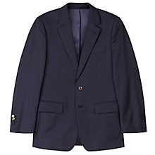 Buy Aquascutum Ford Two Piece Suit, Navy Online at johnlewis.com