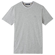 Buy Aquascutum Francis Cotton Short Sleeve T-Shirt Online at johnlewis.com