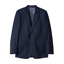 Buy Aquascutum Pick Suit Jacket, Blue Online at johnlewis.com