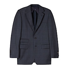 Buy Aquascutum Gunn Two Piece Suit, Navy Online at johnlewis.com