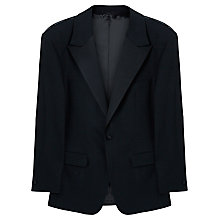 Buy Aquascutum Merrick Evening Suit, Black Online at johnlewis.com