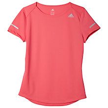 Buy Adidas Sequencials Climalite Running T-Shirt Online at johnlewis.com