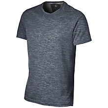 Buy Adidas Supernova Running T-Shirt, Midnight Grey Online at johnlewis.com