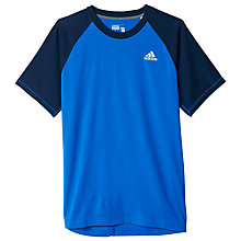 Buy Adidas Infinite Series Prime T-Shirt Online at johnlewis.com