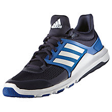 Buy Adidas Adipure 360.3 Men's Cross Trainers, Midnight Grey/Blue Online at johnlewis.com