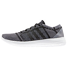 Buy Adidas Element Refine Tricot Men's Running Shoes, Grey Online at johnlewis.com