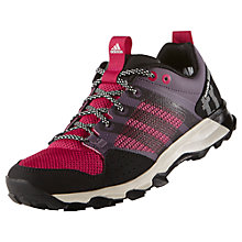 Buy Adidas Kanadia 7 Trail Women's Running Shoes, Purple Online at johnlewis.com