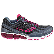 Buy Saucony Echelon 5 Women's Running Shoes, Grey Online at johnlewis.com